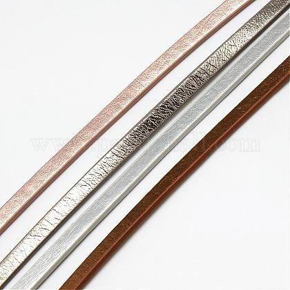 Cordones de cuero de imitaciónLC-S012-M-1