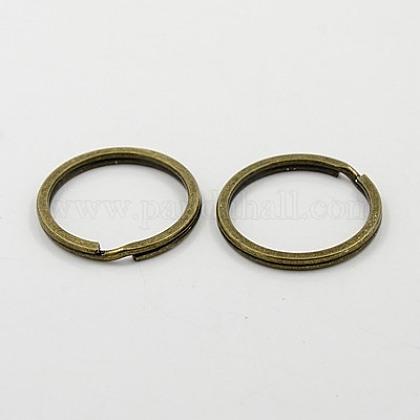 Iron Split Key RingsX-IFIN-Q067-AB-1