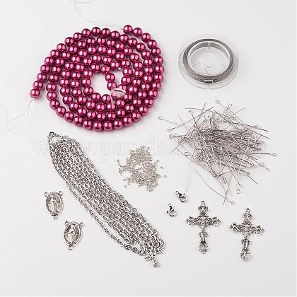 DIY Jewelry Material Packages DIY-LC0021-06-1