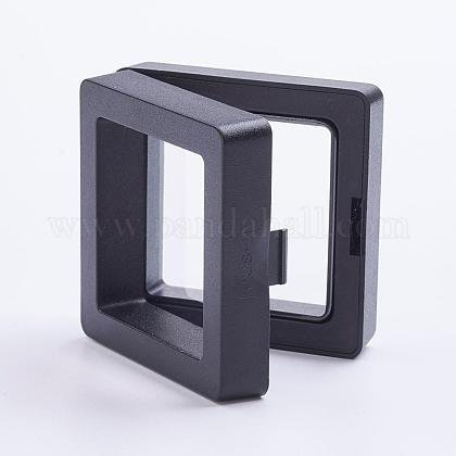 プラスチックフレームスタンドODIS-P005-01-50x50mm-B-1