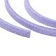 3mm cordón de gamuza sintéticaLW-JP0003-10-5