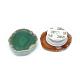 Natural Agate Slices Mobile Phone HoldersAJEW-F038-01-2