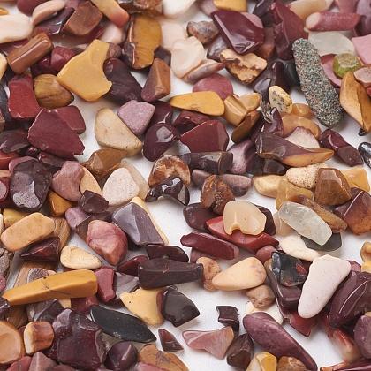 Natural Bloodstone BeadsG-L491-01-1