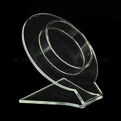 有機ガラスブレスレットディスプレイBDIS-E004-7C-1