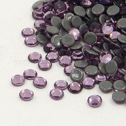 Vidrio de hotfix Diamante de imitaciónRGLA-A019-SS8-212-1