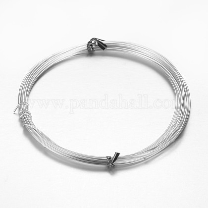 Aluminum Craft Wire X-AW-D009-1mm-10m-01-1