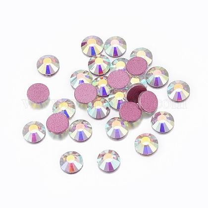 Cabujones de cristal de rhinestoneRGLA-A019-SS6-A101-1