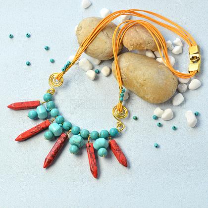 DIY Necklace KitsDIY-JP0003-33-1