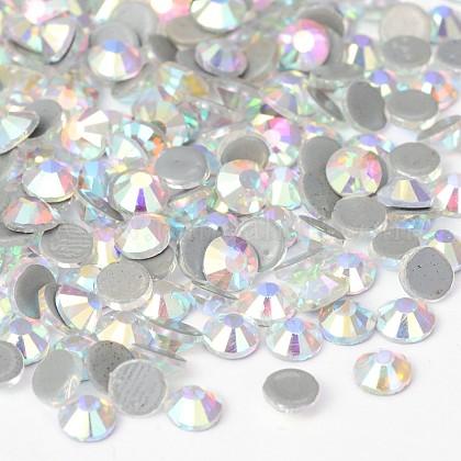 Vidrio de hotfix Diamante de imitaciónRGLA-A019-SS30-101-1