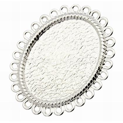Vástagos de anillo de latónX-KK-Q014-S-1