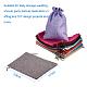 黄麻布ラッピングポーチ巾着袋ABAG-PH0002-24-2