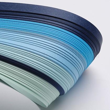 6 Colors Quilling Paper StripsDIY-J001-10mm-A05-1