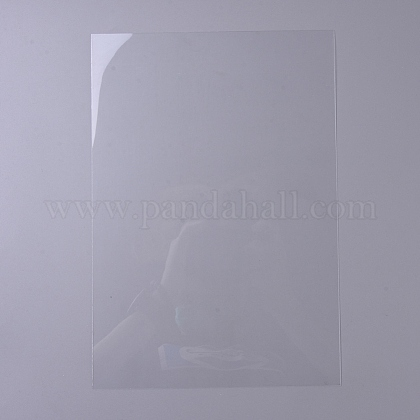 Heat Shrink Sheets FilmX-DIY-WH0148-40-1