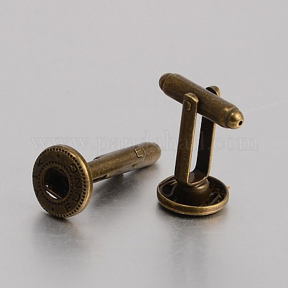 Brass Snap Button MakingKK-J184-36AB-NF-1