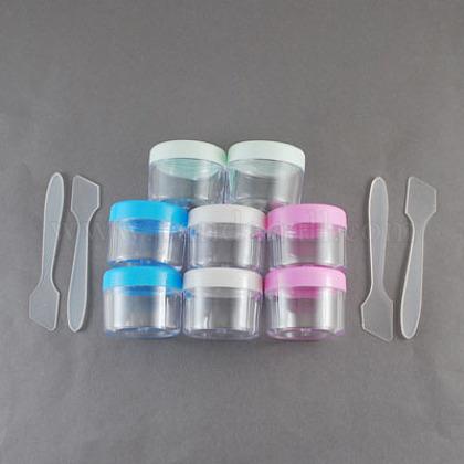 プラスチッククリームジャーCON-E7-M-1