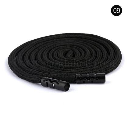 Cordón de poliéster con cordónAJEW-WH0043-09-1