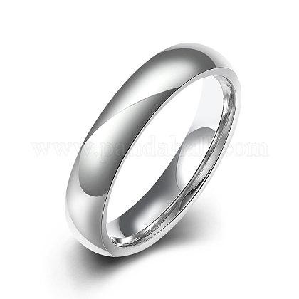 Fashionable 316L Titanium Steel Finger Rings for WomenRJEW-BB07173-9-1