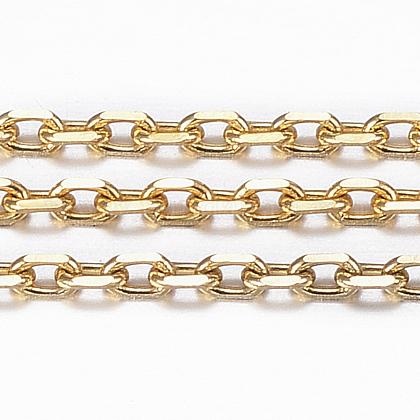 Placas de vacío 304 cadenas de cable de acero inoxidableCHS-H009-02G-1