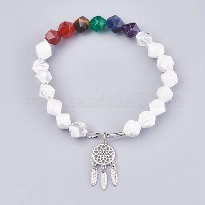 Chakra JewelryBJEW-O162-C11-1