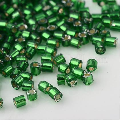 Perles de rocaille en verre taillé transparent fgb®SEED-R007-FH52-1