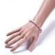 Stretch Bracelets For MotherBJEW-JB04474-01-3