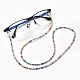 Eyeglasses ChainsX-AJEW-EH00004-03-3