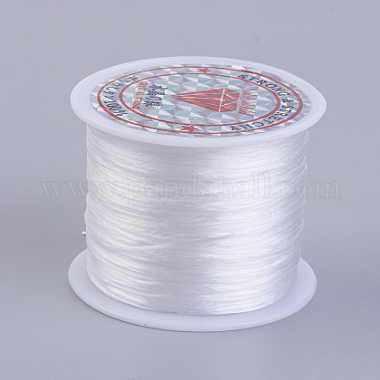 Flat Elastic Crystal String EW-P002-0.5mm-A34-1