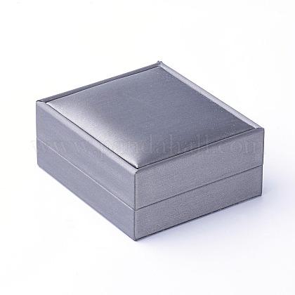 Cajas de cuero pu de cueroOBOX-G010-02C-1
