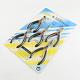 45 # ensembles d'outils de bijoux de bricolage en acier au carbone: pinces à bec rondPT-R007-02-1