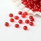 Perles de verre rondes en verre fgb® 12/0 couleurs transparentesSEED-A022-F12-8-1