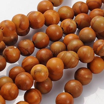 Gemstone Beads StrandsGSR4mmC050-1