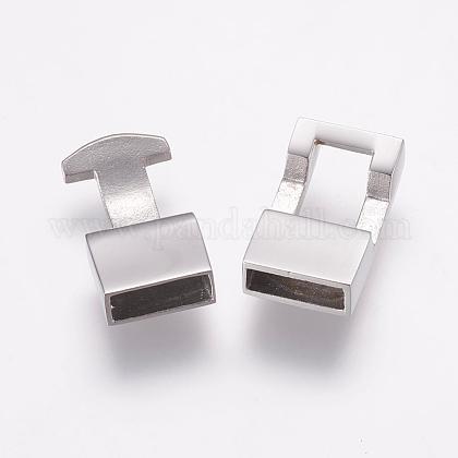 304のステンレス製スナップロックの留め金STAS-L189-32P-1