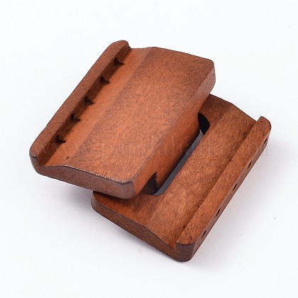 Wood ClaspsX-WOOD-A014-1-1