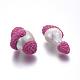 Perlas naturales abalorios de agua dulce cultivadasRB-L033-14-2