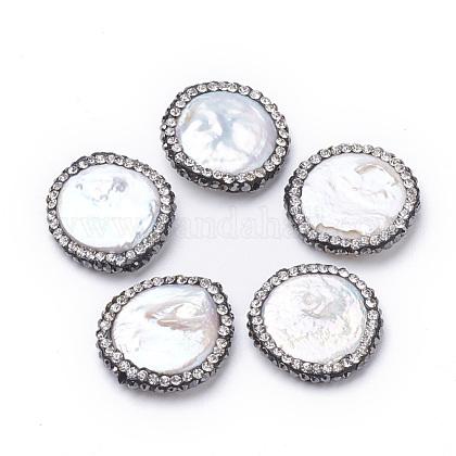 Perlas naturales perlas keshi perlas barrocasPEAR-Q008-11-1