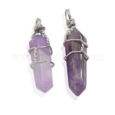 Reiki Energy Healing Crystal Healing pendant WholesalegemsShop On Sale Lot of Ten Amber Pendant for Aura Cleansing