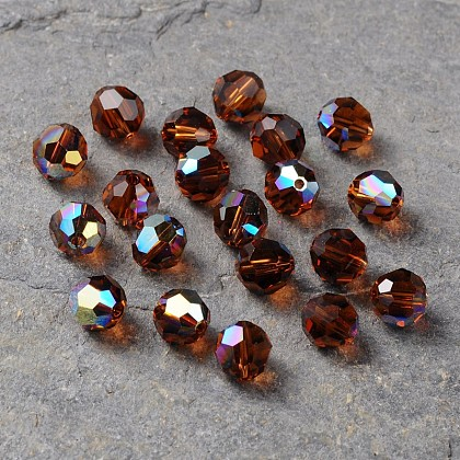 Abalorios de cristal austriacoX-5000_8mm220AB-1