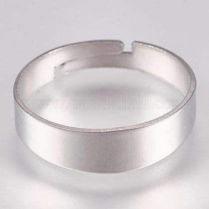 304 bases del anillo de dedo de acero inoxidableX-STAS-G173-20P-1