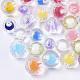 Perline acrilico trasparenteTACR-N009-20-1